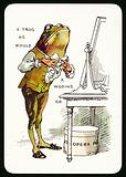 A Frog He Would A Wooing Go