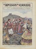 Il Viaggio Dei Sovrani in Sardegna, Alcuni Costumi Caratteristici Dell'Isola