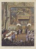 L'Ultimo Concistoro A Roma, Leone XIII Proclama I Nuovi Cardinali