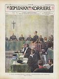 Il Nuovo Processo Dreyfus A Rennes, L'Interrogatorio Dell'Imputato