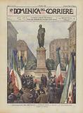 Inaugurazione Del Monumento A Giuseppe Parini, A Milano, 26 Novembre 1899
