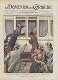 Attentato Contro Il Principe Di Galles Alla Stazione Nord, Di Bruxelles, Nel Pomeriggio Del 4 Corr