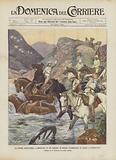 La Guerra Anglo-Boera, L'Imboscata in Cui Caddero Gl'Inglesi Traversando Un Guado A Bushman-Kop