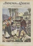 L'Eccidio Di Pastena, Una Colossale Vendetta Coniugale