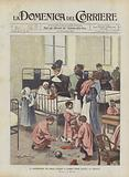 La Distribuzione Dei Regali Natalizi Ai Bambini Poveri Degenti All'Ospitale