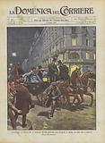 L'Attentato All'Imperatore Di Germania Mentre Recavasi Alla Stazione Di Brema, La Sera Del 6 Corrente