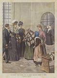 La Duchessa Elena D'Aosta Visita Le Carceri Giudiziarie Femminili Di Torino