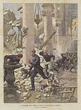 Il Disastro Nella Chiesa Cattolica Di San Michele, A Berlino