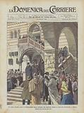 Le Cause Celebri, Dopo La Pubblicazione Della Sentenza Nel Processo Contro Il Deputato Todeschini, A Verona