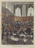 Il Processo Contro Il Brigante Musolino Alle Assise Di Lucca, L'Esame Dei Testimoni