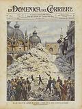 Cio' Che E Rimasto Del Campanile Di San Marco, A Venezia, Dopo Il Crollo Avvenuto Il 14 Corrente