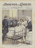 La Signorina Fischer Che Si Risveglia in Una Clinica Di Vienna Dopo Tre Mesi Di Continuo Sonno