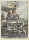 La Guerra Fra La Russia Ed Il Giappone, La Distruzione Di Due Navi Russe Presso Chemulpo (Corea)