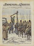 La Guerra Russo-Giapponese, Giapponesi Sorpresi Dai Russi Mentre Tentano Distruggere La Ferrovia …