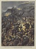 I dannati alla morte, un furioso assalto notturno di soldati giapponesi ad uno dei forti di Porto Arturo