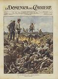 Gli orrori della guerra, morti e morituri in Manciuria
