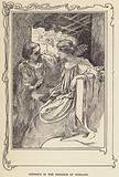 Odysseus in the presence of Penelope