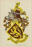 The Garter Stall Plate of Sir Gilbert Talbot, KG, Lord Talbot