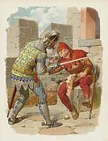 Illustration for Till Eulenspiegel
