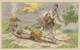 Abel killed by Cain