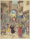 Entry of Jesus Christ into Jerusalem