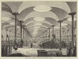 Great Hall in Messrs Marshall's Flax Mill, Leeds