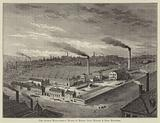 The Alston Wool-Combing Works of Messers Isaac Holden and Sons, Bradford