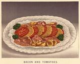 Bacon and Tomatoes