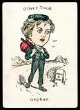 Oliver Twist, Orphan