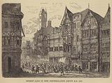Street Life in the Netherlands about 1570 AD