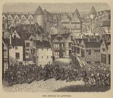 The Revolt in Antwerp