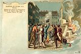 Burning of Stamp Act, Boston, August 1765