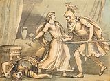 Jael and Sisera
