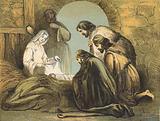 The Shepherds finding Jesus