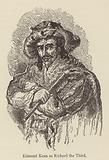 Edmund Kean as Richard the Third