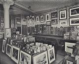 Picture and Picture Framing Department, Harrods