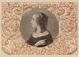 Mrs Claypole (Elizabeth Cromwell), second daughter of Oliver Cromwell