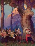 Illustration for Rip Van Winkle