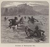 Boatmen of Rockingham Bay