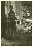 Dorothea surprises Ladislaw