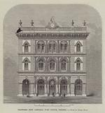 Proposed New General Post Office, Sydney, Front in George Street