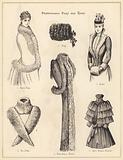 Fashionable Furs and Hats