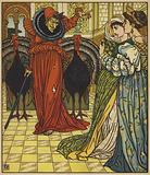 Appearance of the Fairy of the Desert