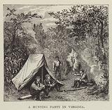 A Hunting Party in Virginia