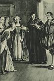 Sir Thomas More brings Holbein Home