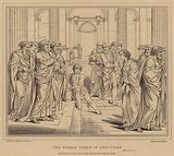 The Woman taken in Adultery, John