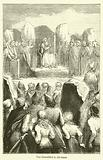 The Eisteddfod in old times