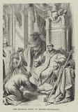 The Emperor Henry IV before Hildebrand
