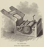 The Cotton-Gin