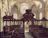 Interior of Church of All Hallows, Upper Thames Street, 1894